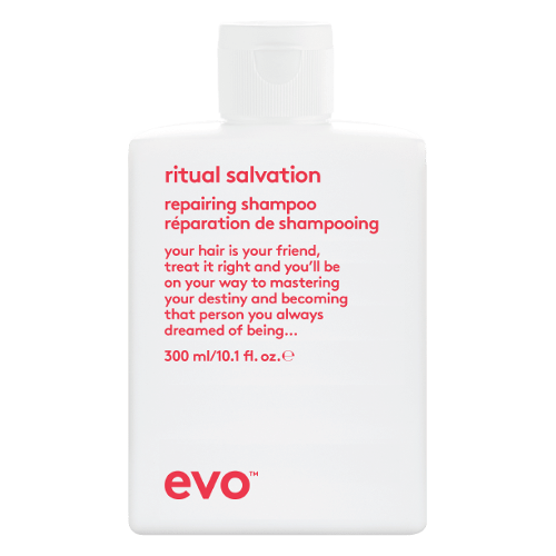 evo ritual salvation repairing shampoo 300ml by evo