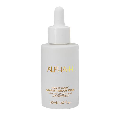 Alpha-H Liquid Gold Midnight Reboot Serum 50ml