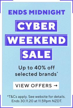 Cyber Weekend NZ