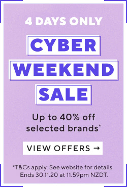 Cyber Weekend NZ